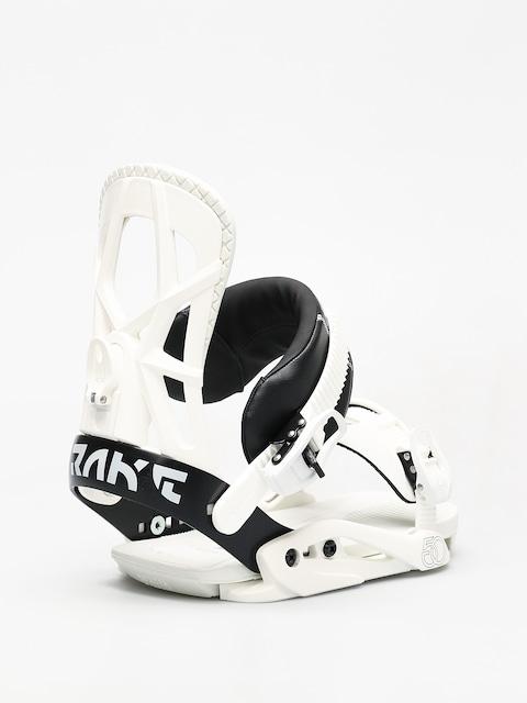 Drake Fifty Snowboard bindings (white)