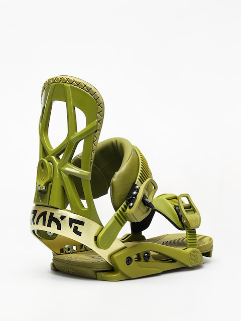 Drake Fifty Snowboard bindings (army green)