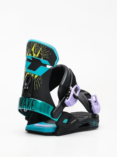 Drake Dl Snowboardbindung Wmn (black)