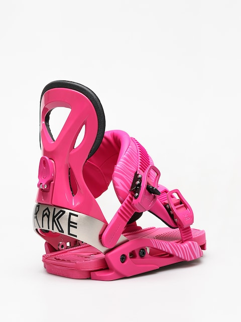 Drake Jade Snowboard bindings Wmn (pink)