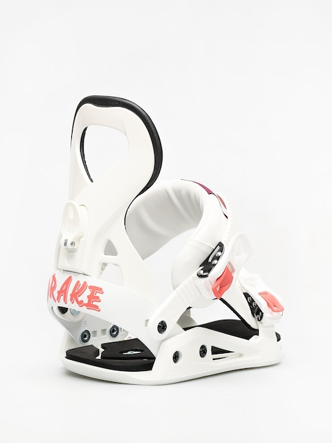 Drake Queen Snowboard bindings Wmn (white)
