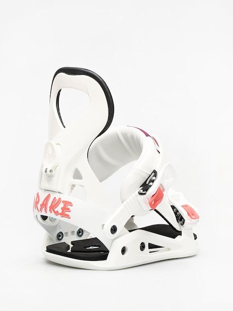 Drake Queen Snowboard bindings Wmn (white)