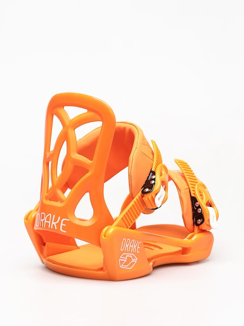Drake Lf Binding Snowboard bindings (orange)