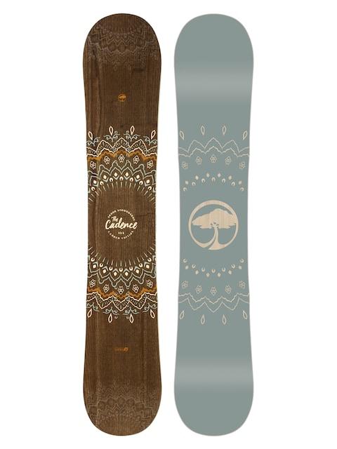 Arbor Snowboard Cadence Camber Wmn (mint)