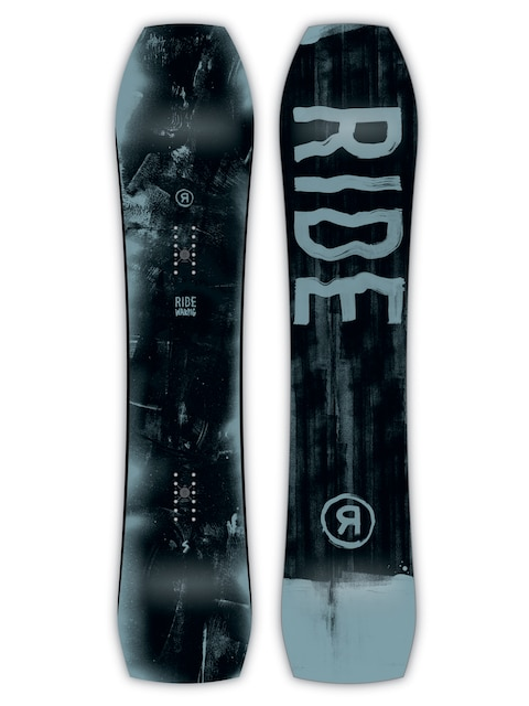 Ride Snowboard Warpig (black/blue)