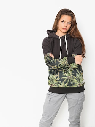 Femi Stories Kenta HD Hoodie Wmn (plm)