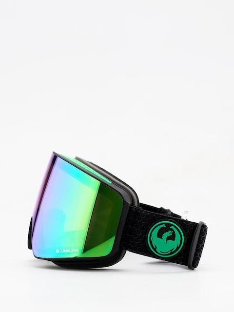 Dragon PXV Goggles (split/lumalens green ion/lumalens amber)