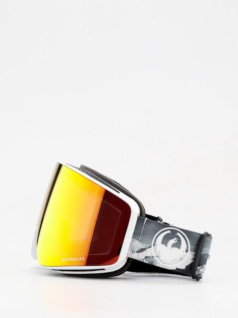 Dragon PXV Goggles (realm/lumalens red ion/lumalnes amber)
