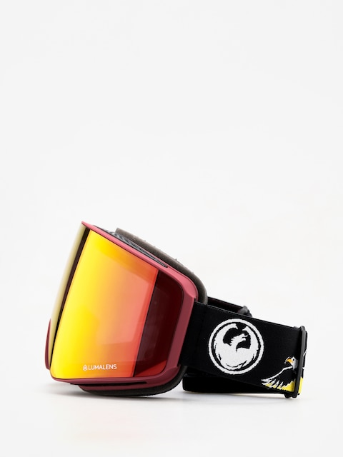 Dragon PXV Goggles (eagle/lumalens red ion/lumalens amber)