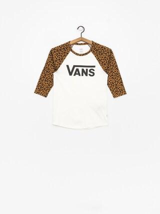 Vans Prowling T-shirt Wmn (marshmallow/leo)