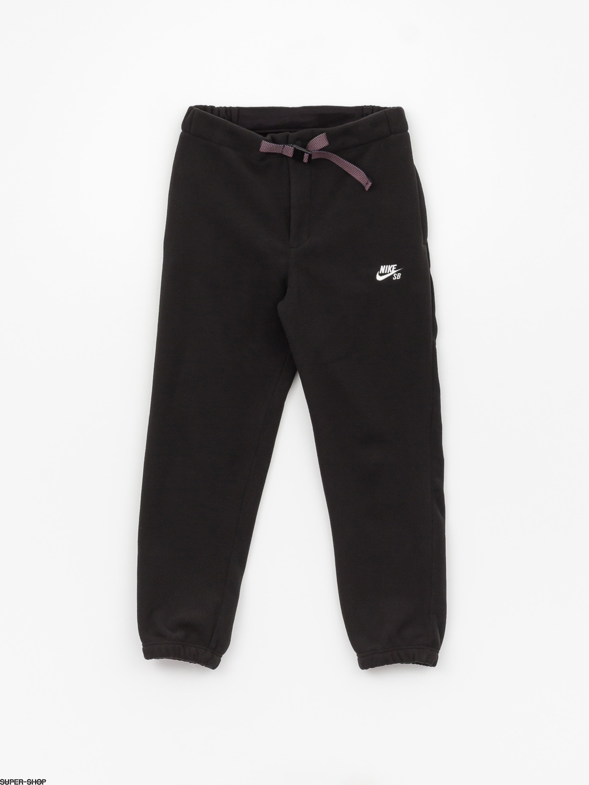 Nike SB Sb Polartec Pants (black white) 7a6c2d92c8a3
